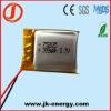 300mAh 3.7v polymer lithium ion battery 752025