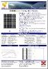 30W PV Module/Solar Panel ZXM030W18V-12501