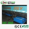 336V 100Ah LiFePO4 Li-Ion bus battery pack