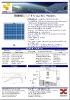 35W PV Module/Solar Panel ZXP035W18V-15601