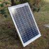 36-45 watt flexibel solar panel