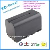 3600mAh Digital camcorder battery for Sony SNP-FS31,fits AC-VQ11, CCD-CR1, DC-VQ11, DCR-P1, DCR-P31, DCR-PC1, DCR-PC2...