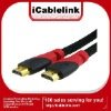 3M Super speed HDMI1.4 cable with nylon braiding support HDMI Ethernet&deep color