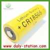 3V 2500mAh CR18505 Battery with UL certificates
