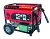 4.5~5kva air-cooled ATON gasoline engine generator