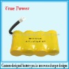 4.8V 600mAh Cordless  battery pack