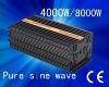 4000 watts Pure Sine Wave Power Inverter, DC 12v to AC 120V, Solar Power Invertor
