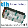 44v 10Ah high power battery with BMS