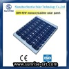 45W mono solar panel for LED street light