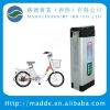 48V 15Ah electric bike battery with lifepo4 battery pack