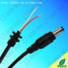5.5*2.5mm plug with SR notebook power cord
