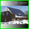50 Many crystal solar panels