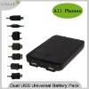 5000mAh Battery Pack for iPad 1, 2, iPhone iPod Mobile Phone