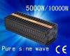 5KW(MAX 10KW) Solar inverter ,24VDC to 240VAC Pure sine wave invertor