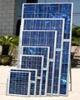 5W-300W poly-crystalline silicon solar modules