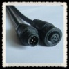 5pins female plug electric connector