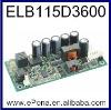 6-30VDC input 115W DC DC Power Supply Unit