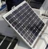 60W CE TUV Monocrystalline Silicon Solar Panel Product 12V