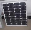 60W Mono-crystalline silicon solar panel/module new energy products