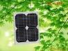 60W solar street light panel