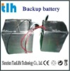 60v 40Ah rechargeable battery for flashlight