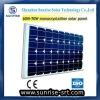 60w monocrystalline solar penal