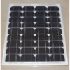 65w mono-crystalline silicon SOLAR PANEL