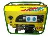 6kva portable single cylinder gasoline welder generator