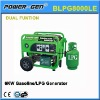 6kw Gasoline LPG generator