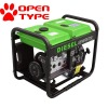 6kw single phase 50hz Gasoline generator set