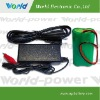 7.2V 2200mAh rechargeable battery pack with charger