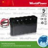 7.4V 12Ah rechargeable Lithium Ion battery