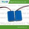 7.4V 4400mAh medical packing equipment battery pack
