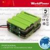 7.4V 8Ah flashlight battery pack