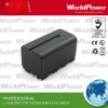 7.4V9600mAh medical Li-ion rechargeable battery pack