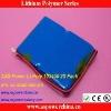 7.4v 1600mah 2s rechargeable li polymer battery packs for digital items