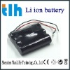 7.4v 4000mah replacement lithium battery