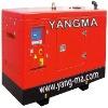75kw perkins water cooled power silent diesel genset