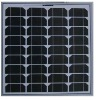 80W mono solar panel with 25years warranty and best price