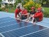 8732w solar panel system 100 200 300