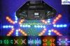 8W RGB LED 150mW RG Laser Light