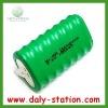 9.6V 180mAh nimh button battery pack