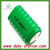 9.6V 180mAh rechargeable button cell battery pack