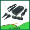 90W 3 in 1 Universal Notebook AC/DC Car&Home Charger