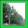90W Solar Led Street Lamps