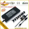 90W Universal Adapter / Universal LCD Power Adapter for home