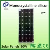 90W no framework amorphous silicon thin film components