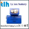 9V 620mAh smoke alarm lithium battery