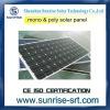 A-S 240W-255W Mono solar panel (240W,245W,250W,255W)