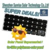 A-S NEW! 90W Poly solar panel with low price